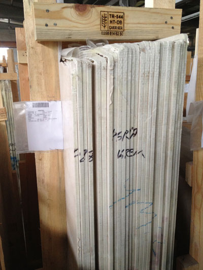 1cm Turkish Slabs - Karia Cream