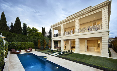 Private Villa - France - Travertine Classic