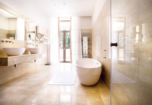 crema-marfil-marble-bath-design