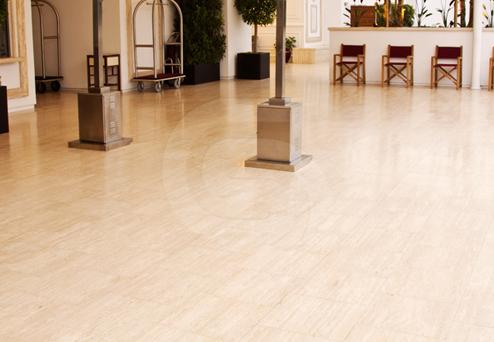 Travertine Classic Vein-Cut Flooring