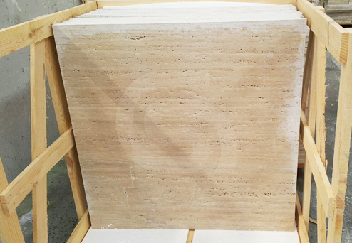 Travertine Classic Vein-Cut Tiles