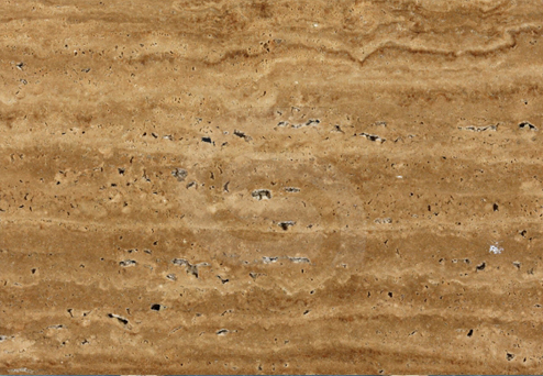 Travertine Noce Vein-Cut - Polished