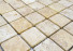 Travertine Yellow Cross-Cut Tumbled Mosaics