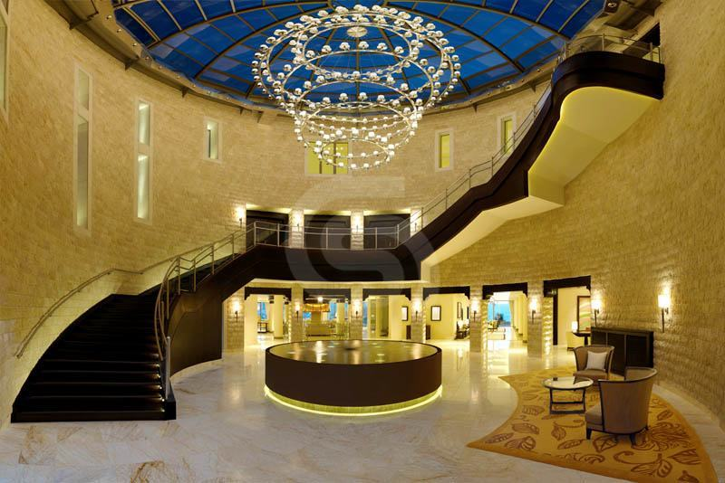Jumeirah Port - Travertine Classic