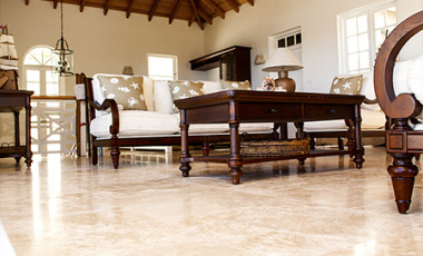 Travertine Classic - Interior Flooring