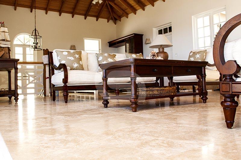 Travertine Classic - Interior Flooring