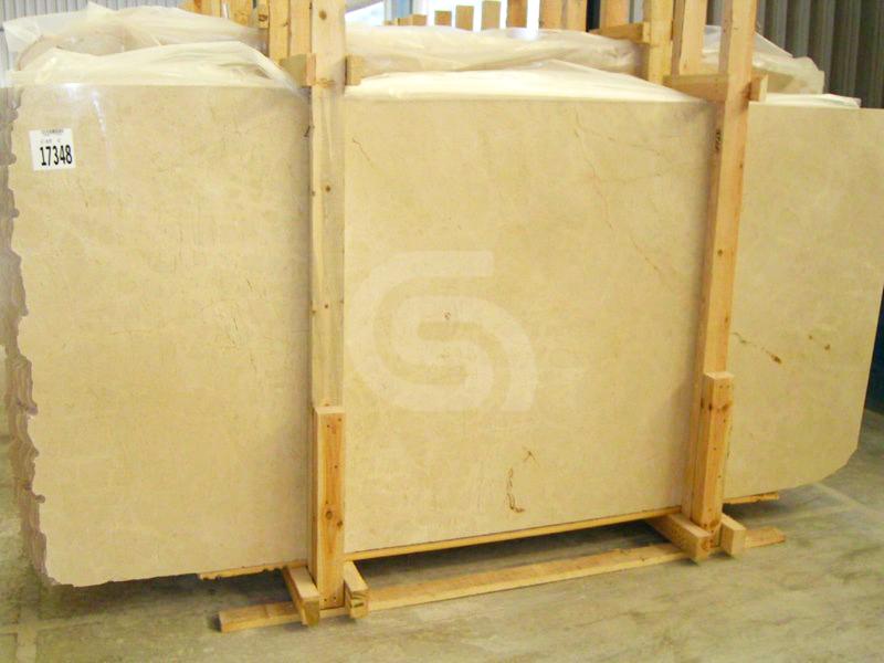 Crema Marfil Marble Standard Variation Type