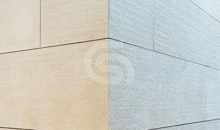 Limestone wall cladding India