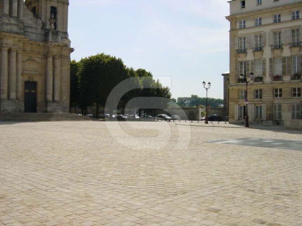 Portuguese beige limestone cobblestones