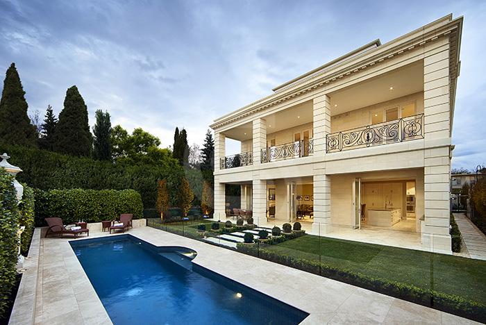 Private Villa - France - Travertine Classic