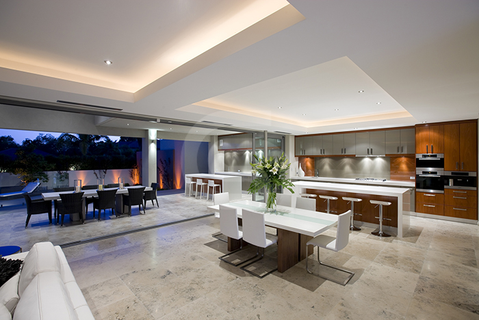 Private Villa - Germany - Jura Grey Limestone