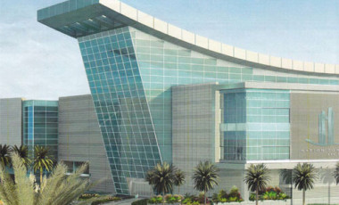 Nation Towers Abu Dhabi