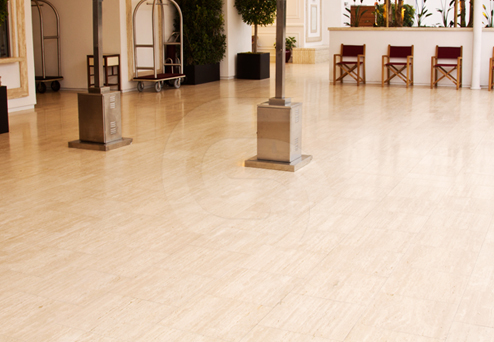 Travertine Classic Vein-Cut Flooring